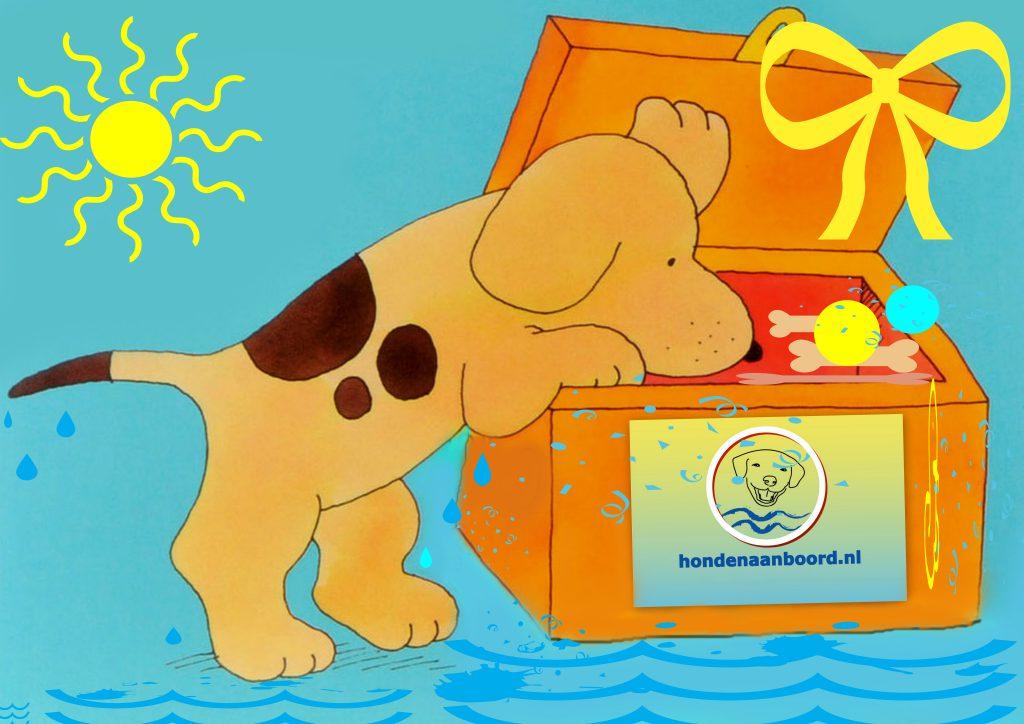 Honden aan Boord Pakket